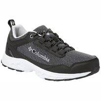 Trail Running Shoes Columbia Women Irrigon Trail Knit Black Grey Ice